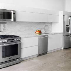 Lg Kitchen Appliance Packages White Island With Seating Signature Is A Luxury Smart Brand From Digital Trends The Suite Has Fridge That Costs Almost 10 000