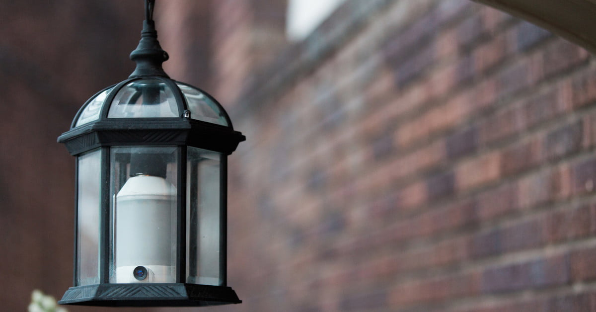 LightCam Is A Security Camera And Light Bulb All In One Digital Trends
