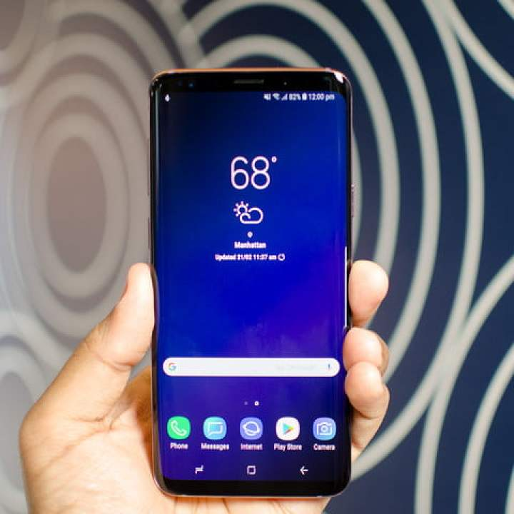 MWC 2018 trends galaxy s9