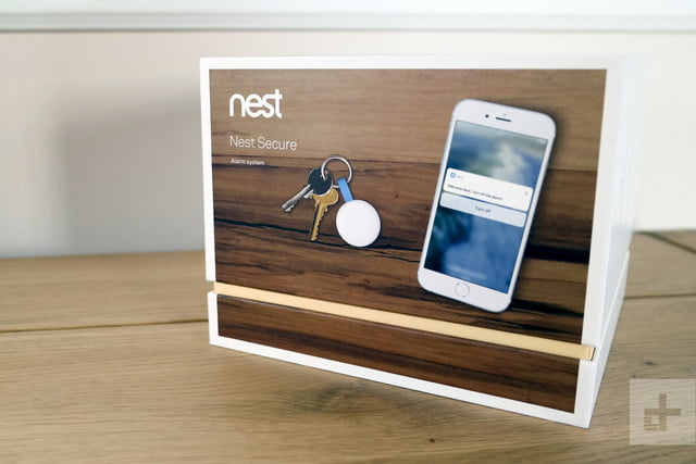 Nest Secure Review High Price High Quality Smart Home Protection Digital Trends