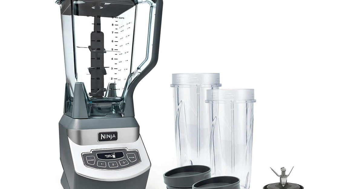 ninja kitchen com glassware make delicious smoothies with this blender bundle now only 70 digital trends