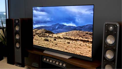 small resolution of lg e7 oled tv unboxing and setup get this 4k tv performing for you