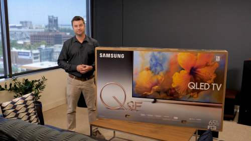 small resolution of samsung q9 setup and unboxing guide helps get your tv up and running