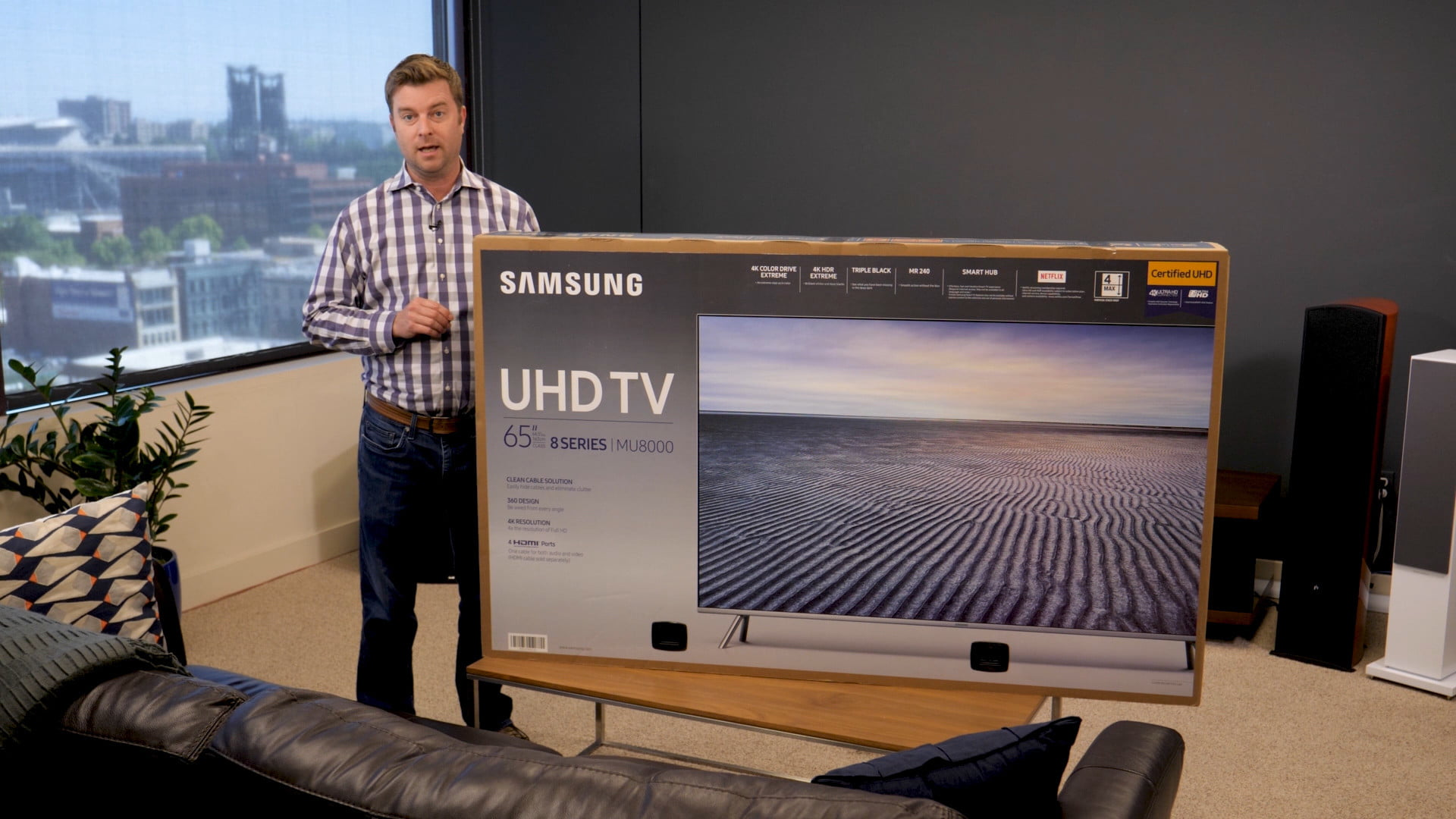 hight resolution of samsung mu8000 unboxing and setup guide get the most out of uhd digital trends