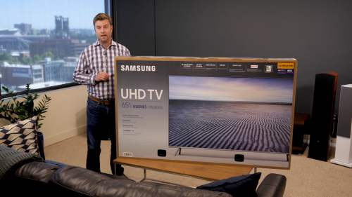 small resolution of samsung mu8000 unboxing and setup guide get the most out of uhd digital trends