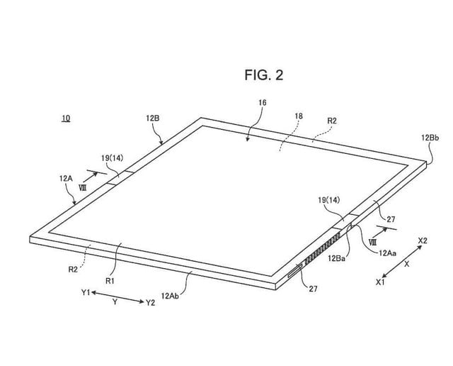 Patent Shows Lenovo Is Considering a 2-in-1 With Foldable