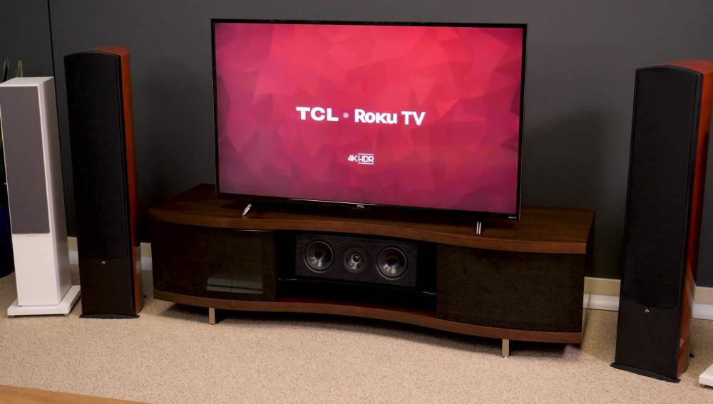 medium resolution of tcl p series tv unboxing and setup jump into 4k ultra hd in all its glory