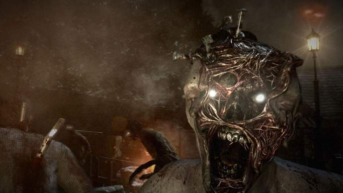the evil within 1 art