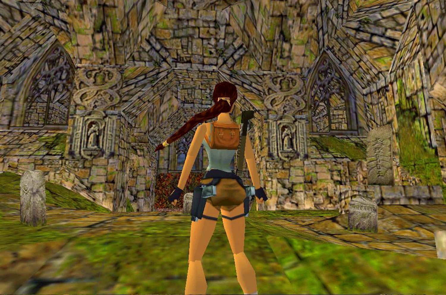 The History Of The Tomb Raider Franchise