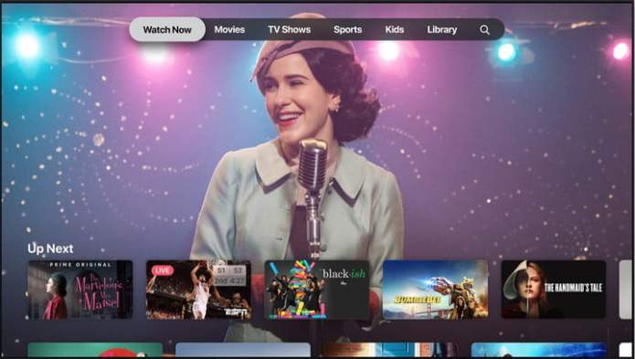 apple tv app os all you need to know tvos 12 3 v3