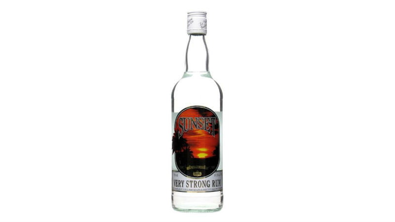 High-Proof Spirits For People Without Souls or Taste Buds