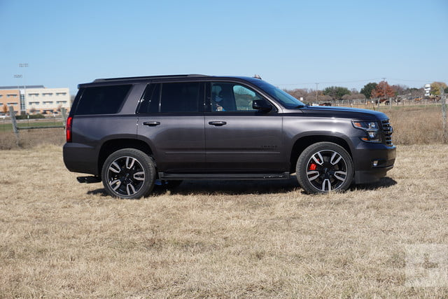 first drive 2018 chevrolet tahoe rst