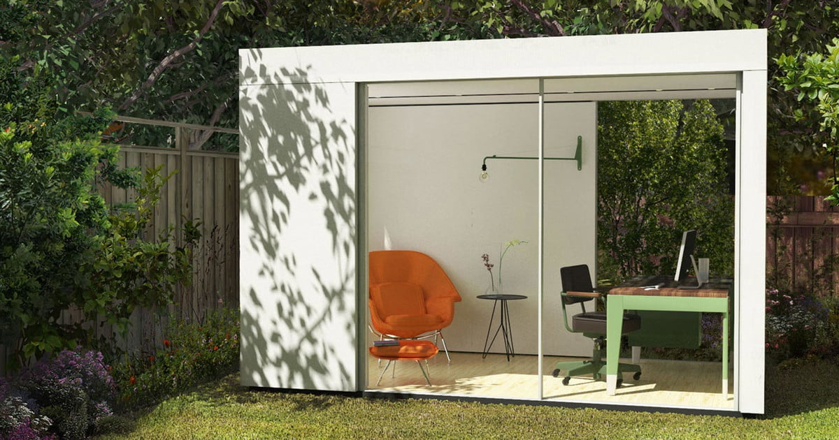 The Architects At Cover Can Design You A Prefab Home For