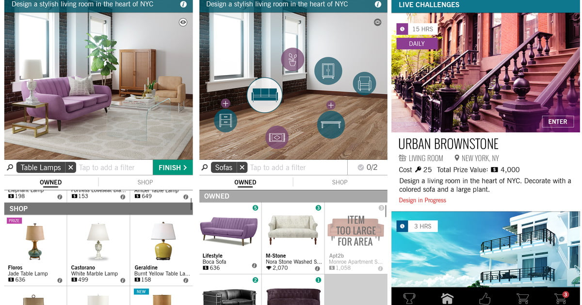 Design Home Is A Game For Interior Designer Wannabes