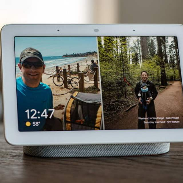woot and newegg drop google home hub price review 9 900x600 c