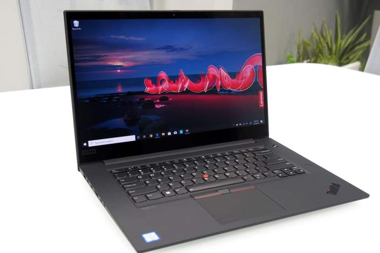 联想ThinkPad X1 Extreme Gen 2 Review 1