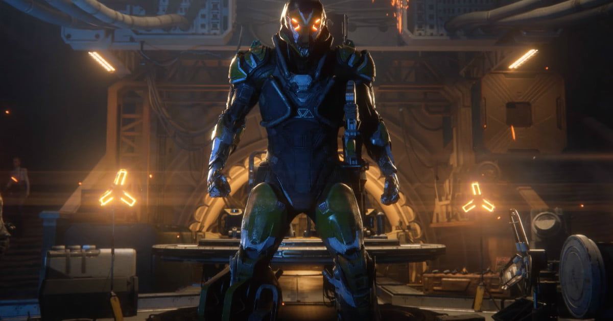 Anthem News Roundup Everything We Know About Bioware S