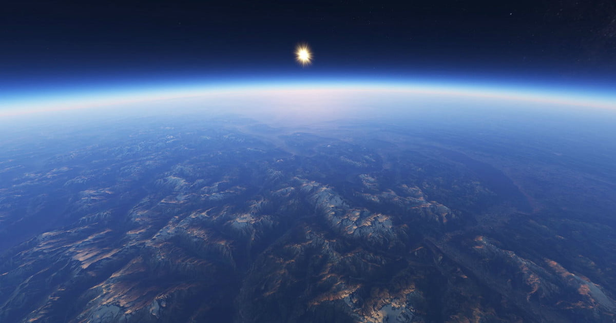 Mass Effect Fall Wallpaper The New Google Earth Wants To Take You On A Voyage And It
