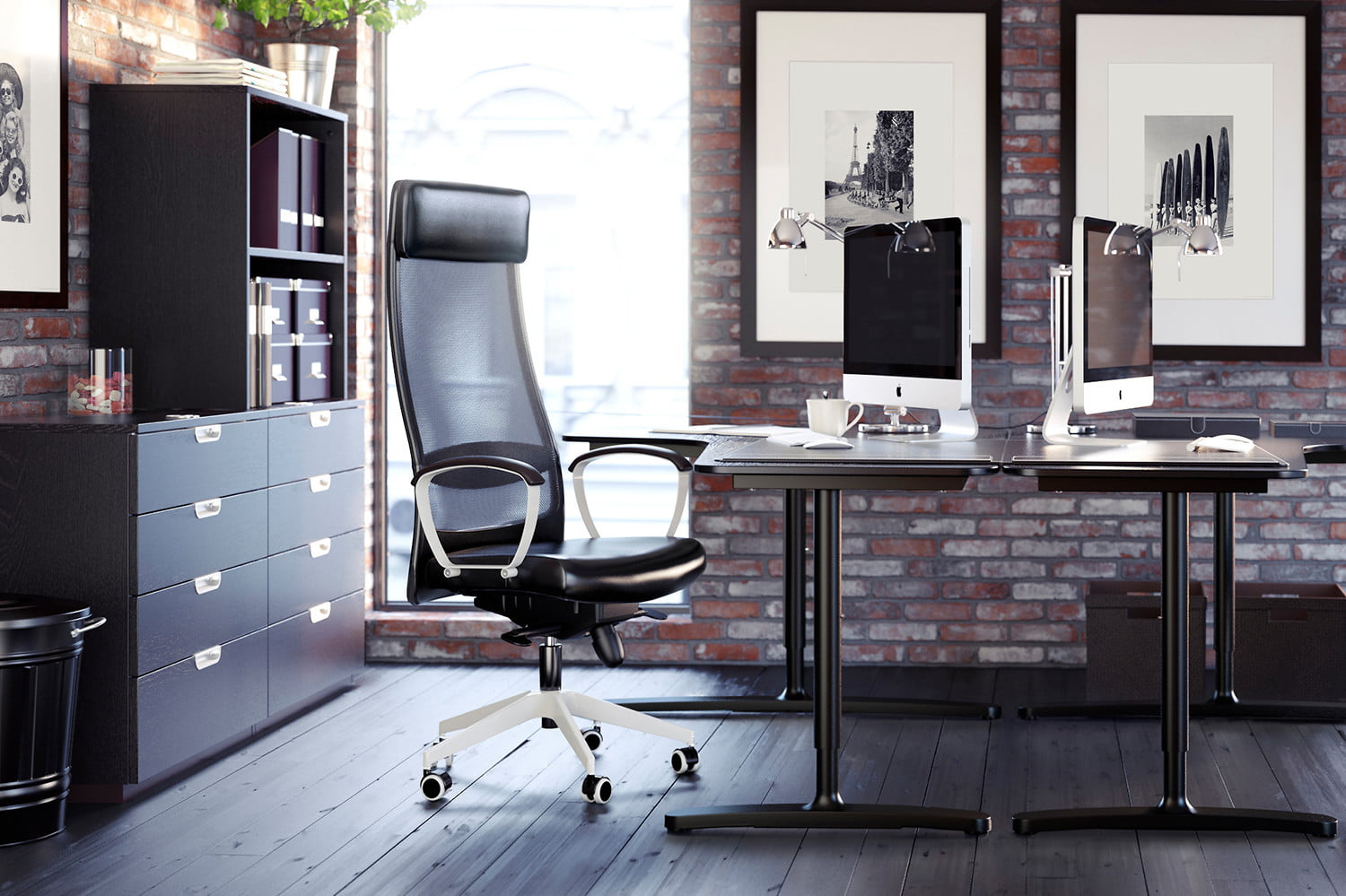 desk chair leans forward swivel cushions the best office chairs for 2019 digital trends