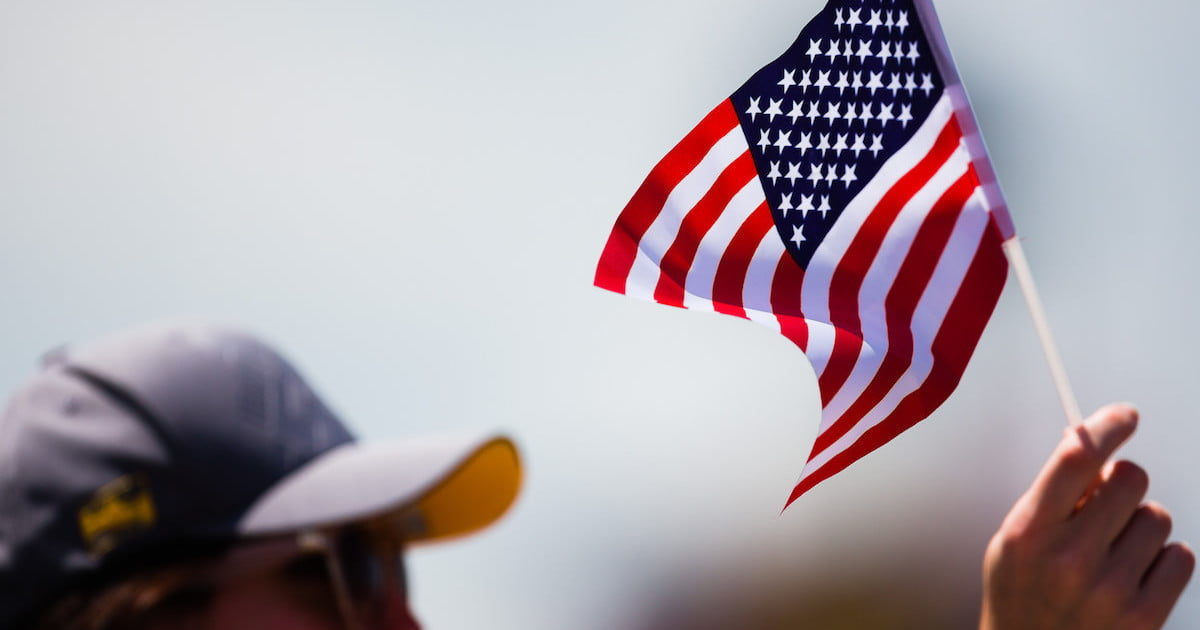 Feeling Patriotic? Here's How To Add A Flag To Your