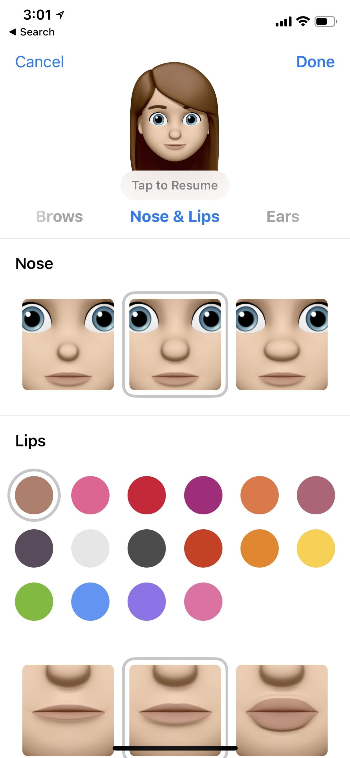 How To Create Customize And Use Memoji In Apple S Ios 12