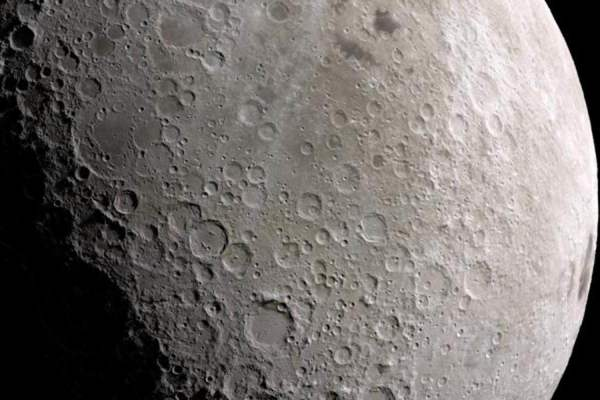 AI spots thousands of unidentified craters on the moon
