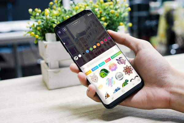 Picsart Update Brings Custom Stickers Party Apps