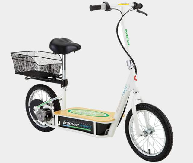 The Ecosmart Metro Electric Scooter Is A Refined Practical Version Of The First Generation Razor Released Last Year Recent Price Cuts Have Brought It