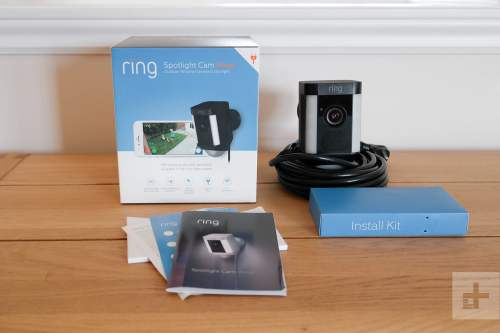 small resolution of ring spotlight cam wired review box
