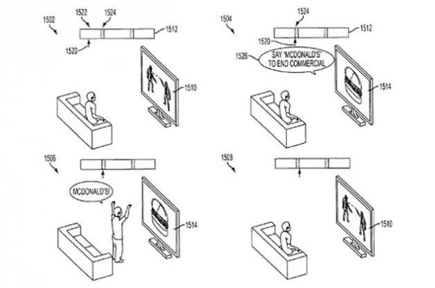 Sony wants a future of interactive advertising, patents