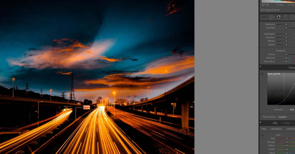 How to Get the Orange and Teal Look in Adobe Lightroom