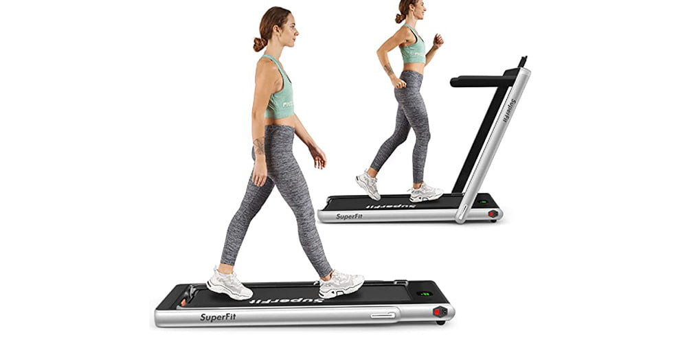 Goplus Treadmill Cyber Monday Deal: 25% Off at Amazon