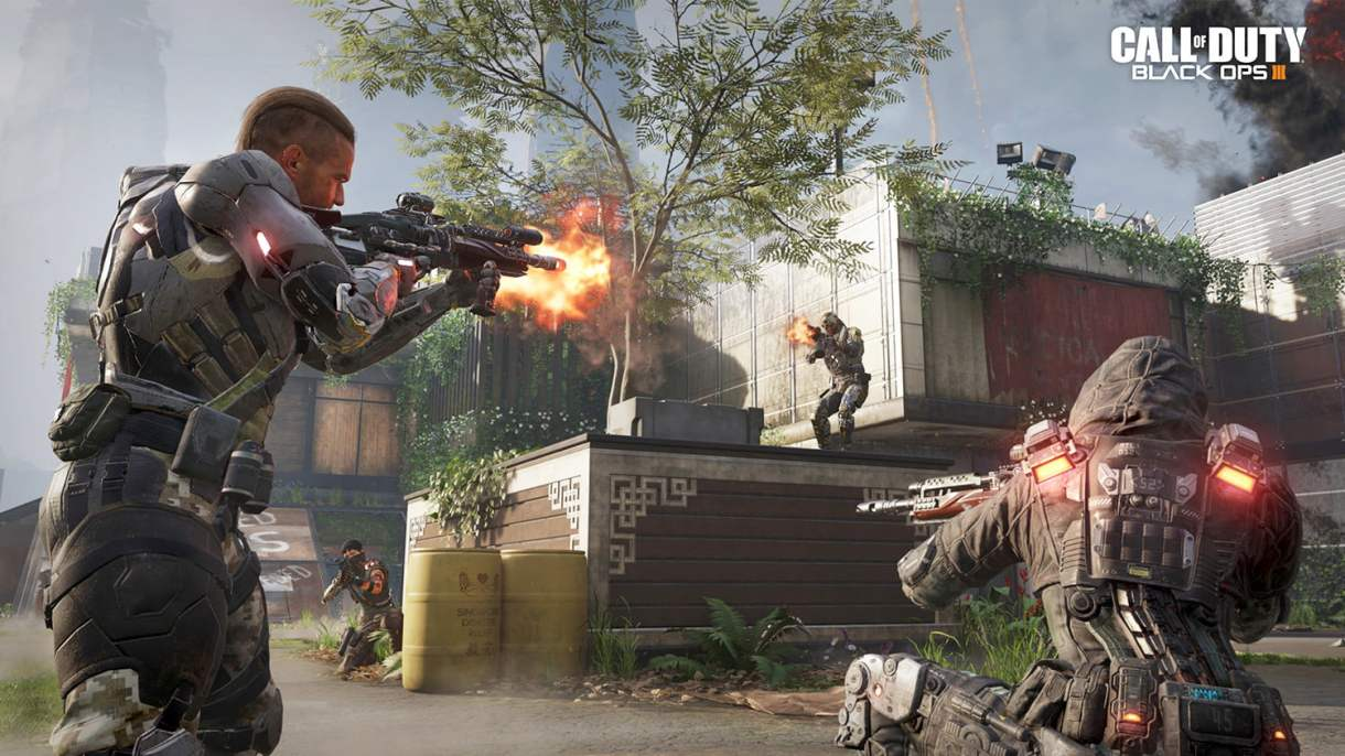 Image result for Call of Duty: Black Ops 3