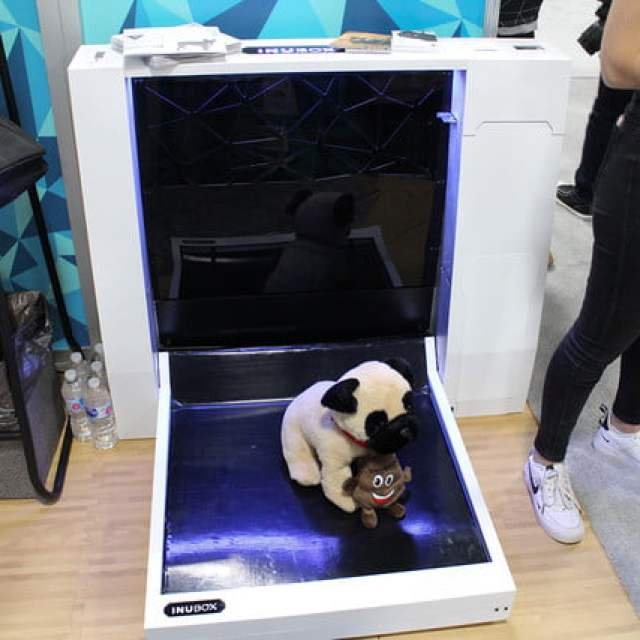 best pet tech ces 2019 inubox 1