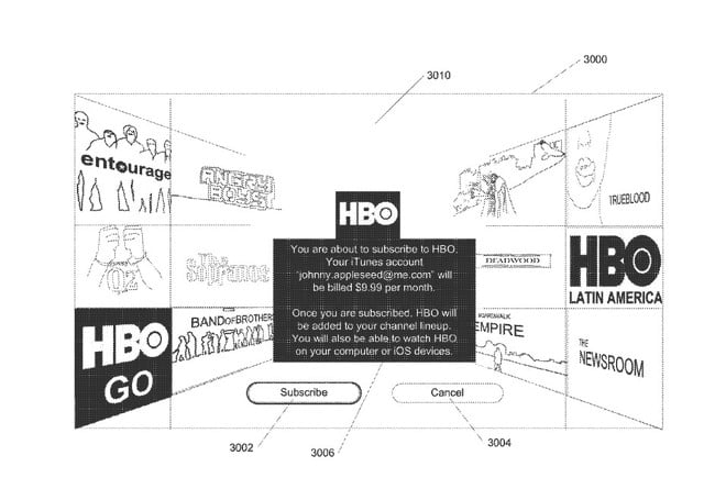 Apple's New Patent Describes Steve Jobs' Grand TV