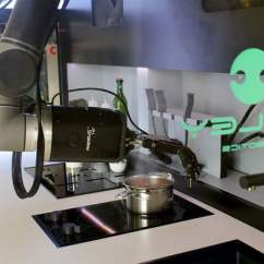 Kitchen Robot Wall Exhaust Fan This Amazing Is The Ultimate Gadget Digital Trends Moley Robotics Andy Boxall