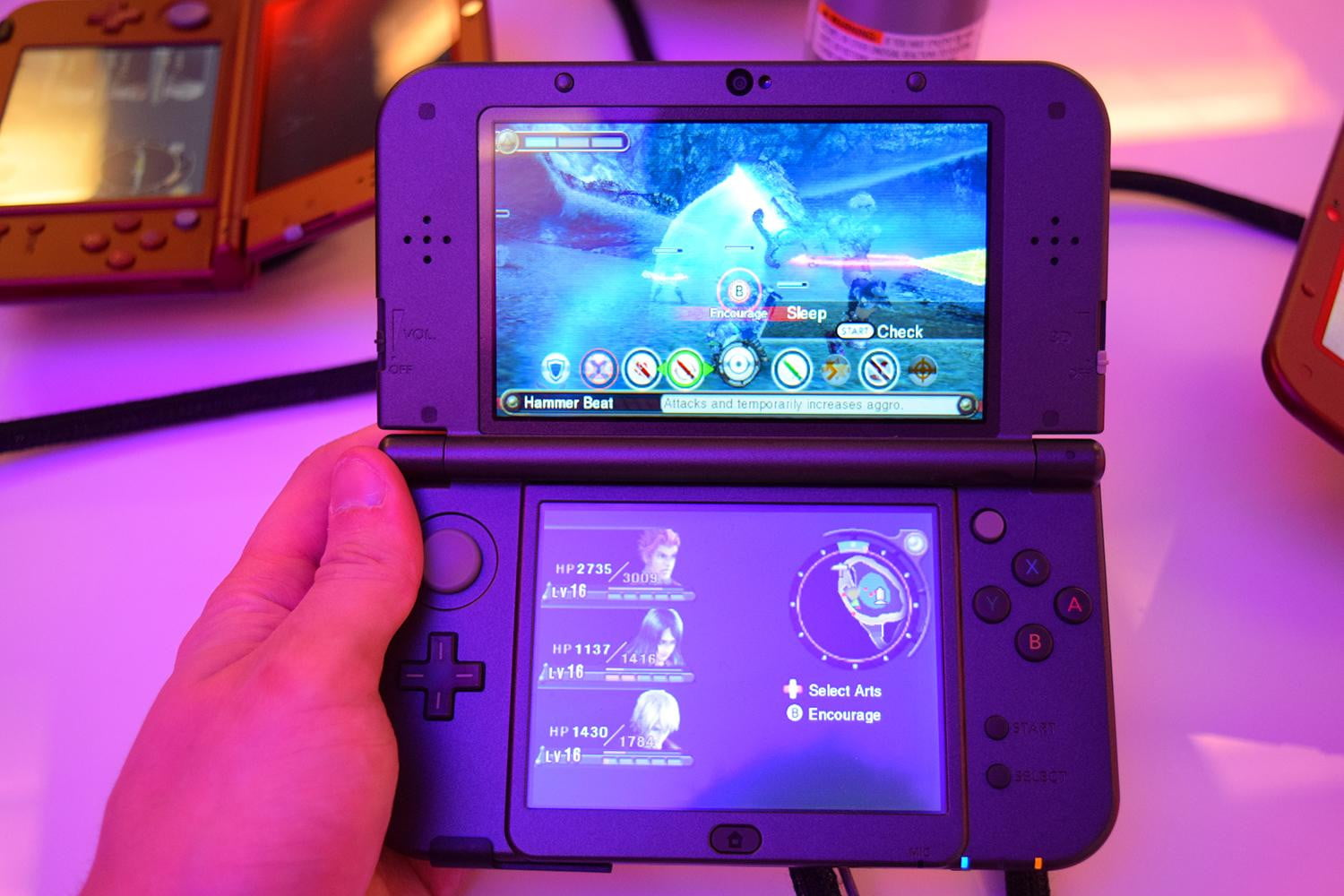 New Nintendo 3DS XL Review Handheld Gaming Console Digital Trends