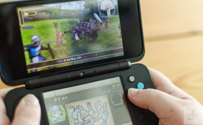 New Nintendo 2ds Xl Review Digital Trends