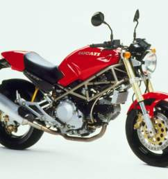 ducati monster history see the motorcycle evolve over 25 years photos the [ 1200 x 800 Pixel ]