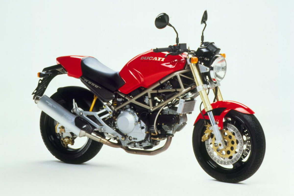 hight resolution of ducati monster history see the motorcycle evolve over 25 years photos the
