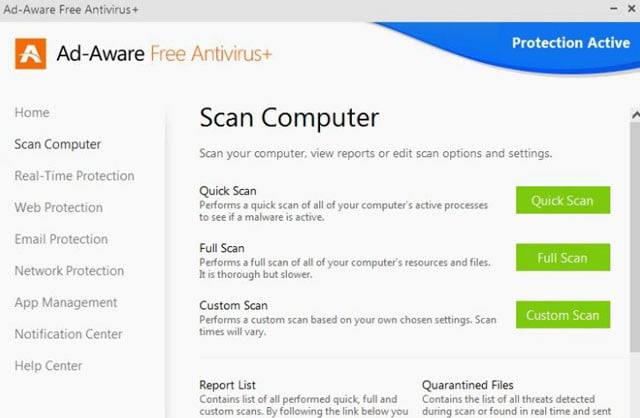 Protect PC from Cyber-Flu Top Free Antivirus Software