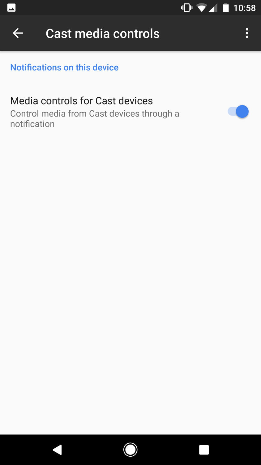 How To Disable Or Enable Chromecast Network Notifications