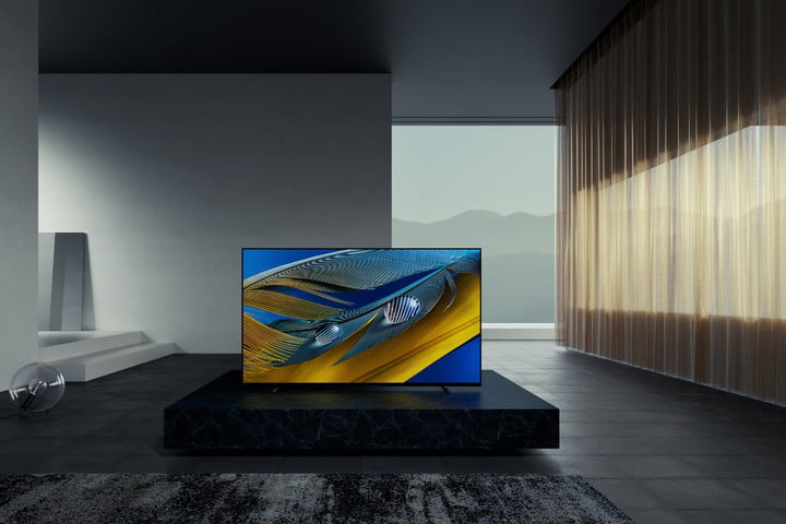 Immagine TV Sony CES 2021 2