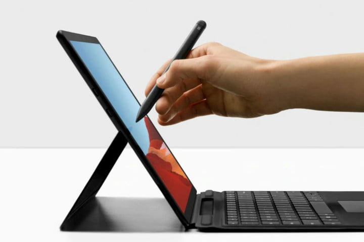 Surface Pro X vs iPad 01