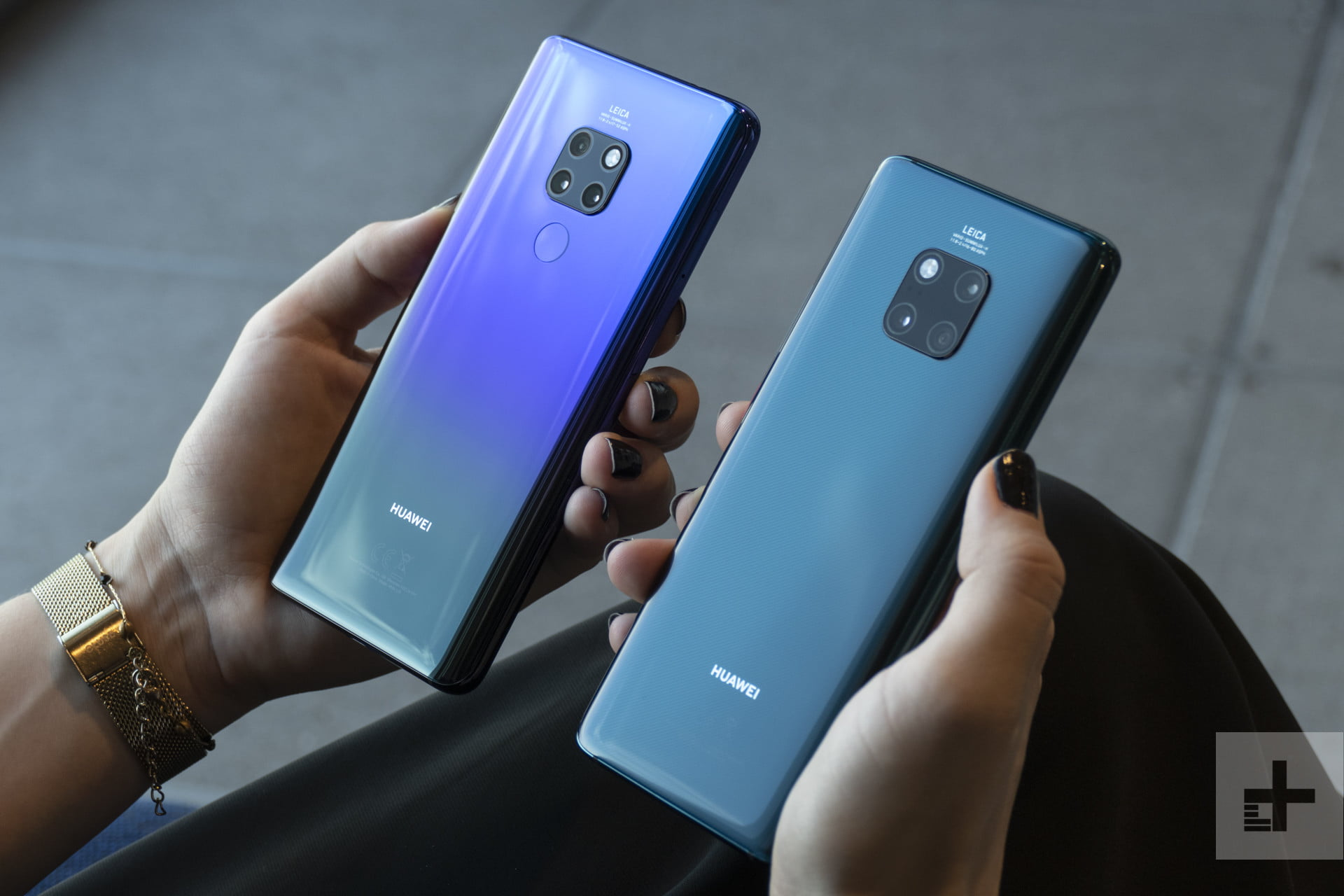 Huawei Mate 20 Hands-on Review | Digital Trends