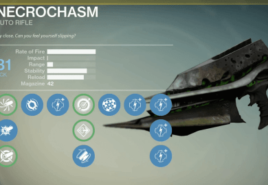 Destiny Primary Weapons With Void Damage