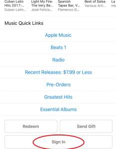 How to cancel apple music sign in itunes also your subscription digital trends rh digitaltrends