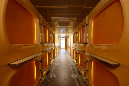5 Best Capsule Hotels Around The World The Manual