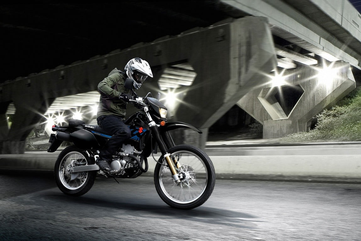 small resolution of best dual sport motorcycles 2017 suzuki dr z400s