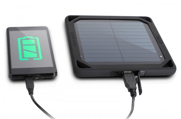 boost-solar with smart-phone